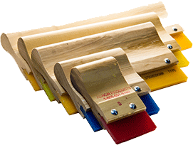 Screen Printing Squeegees