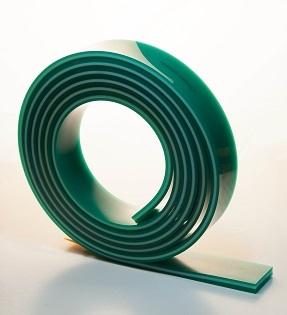 Screen Printing Squeegee Triple 70x90x70 Duro Green 72//6