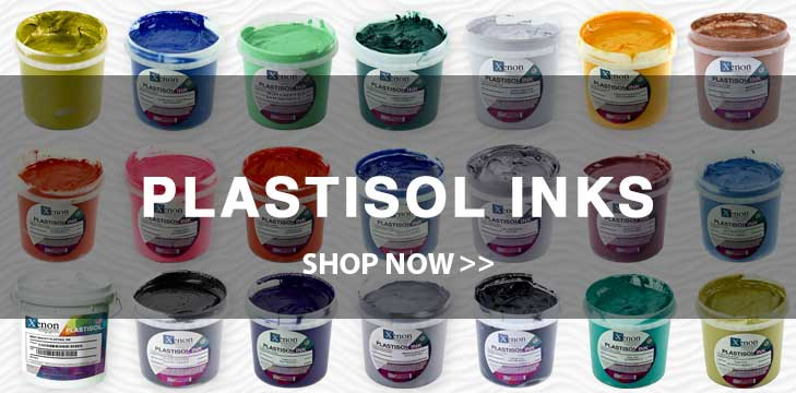 Screen Printing Supplies and Equipment